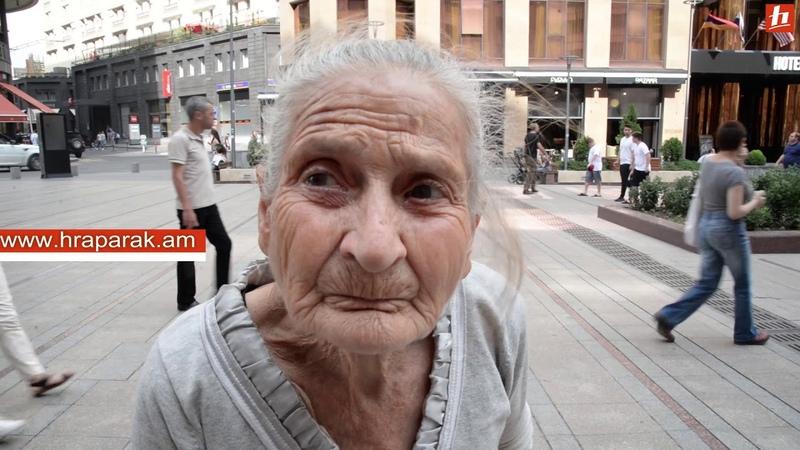 «Միայն թե Նիկոլի մազը չծռվի»․Լեյլա տատիկ