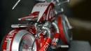 Cara Membuat Motor Harley Dari Kaleng Bekas Minuman