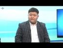 Тыянак на канале Kabar TV