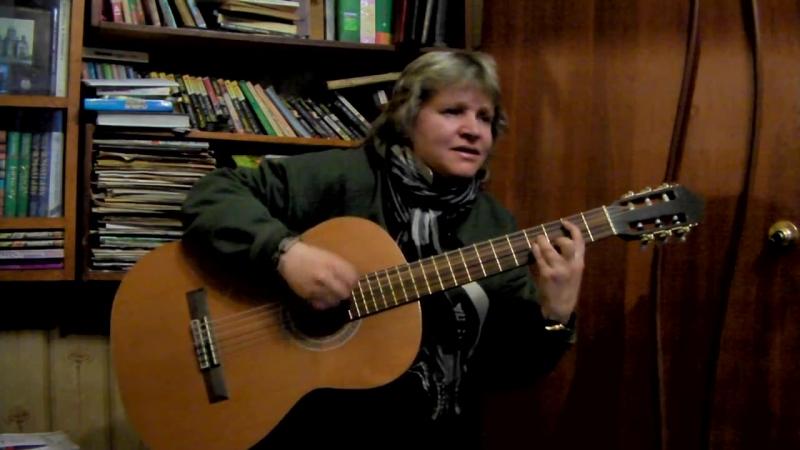 Мария Махова со своей песней В дом приходит неожиданный гость