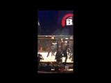 🔥 Конор МакГрегор попытался напасть на рефери на турнире Bellator Dublin