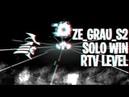 [CS:S Zombie Escape Mod] - ze_grau_s2 - Solo Win RTV Level on NiDE