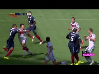 Германия - Франция 1-0 - Обзор Матча Четвертьфинал Чемпионата Мира 04-07-2014 HD 🔥