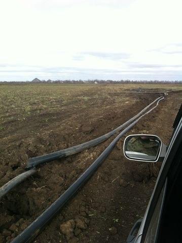В Ростовской области перекрыли канал незаконной перекачки дизельного топлива в Украину