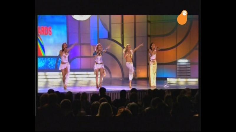 Блестящие - Пальмы парами (Звуковая Дорожка, 25.01.2006)