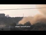 Бойцы нацгвардии подбили русский танк, взрыв боекомплекта. (фейк, источники в описании)