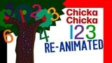 CHICKA CHICKA 123 DAN P. LYONS' REANIMATION HD (Original video)