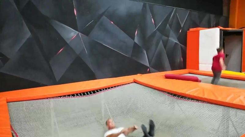 Денюха на спорте