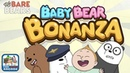 We Bare Bears: Baby Bear Bonanza - Get Down From There Baby (Cartoon Network Games)