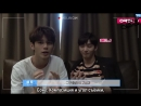 РУС.САБ Okay Wanna One EP.3