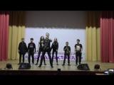 Мастер-класс КВН - Команда №1