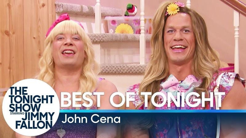 Best of John Cena on The Tonight Show