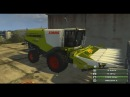 LS13 Landwirtschafts Simulator 2013 - Claas Lexion 780, John Deere 7530 mods Harvest HD