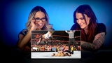 Trish Stratus &amp Lita rewatch their epic Raw main event WWE Playback