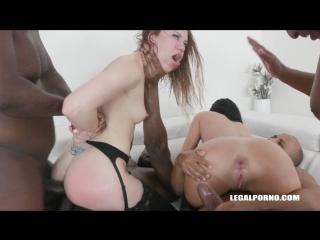 Veronica avluv, monika wild [pornmir, порно вк, new porn vk, hd 1080, squirt, prolapse, gape, dp, dap, asslicking, milf]