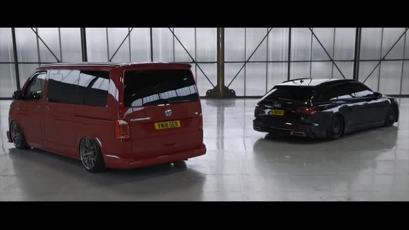 Riiva Design Audi A6 | VW T6 | Perfect Stance