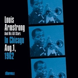 Louis Armstrong альбом In Chicago 1962