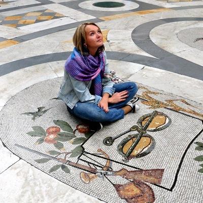 Анастасия Романовская, 6 октября , Зеленоград, id6786538