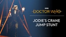Jodie Whittaker's First Stunt Doctor Who Series 11