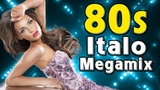 Best Of Italo Disco Hits - Greatest Hits 80's Classic Italo Disco - Oldies Disco Dance Songs Megamix