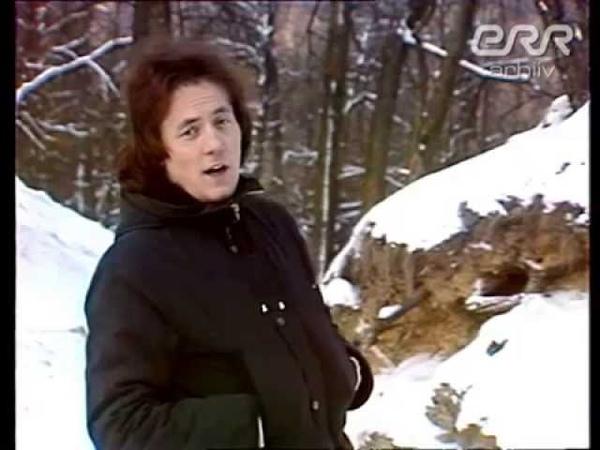 Jaak Joala Kauge kella kaja 1981