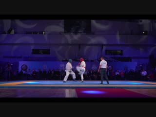 Всероссийский турнир по АРБ памяти Павла Скороходова 2018 год