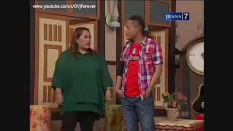 Opera Van Java (OVJ) Episode Kucuran Dana Gelap dan Sungai Keramat - Bintang Tamu Maria Selena