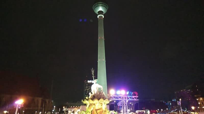 Alexanderplatz, Christmas - New year