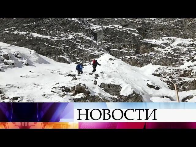 ВИнгушетии впервые проходит Чемпионат России поальпинизму.