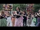 Флешмоб фламенко в Толедо