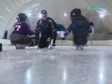 Телеканал Санкт-Петербург! Следж-хоккей: игра сильных духом!