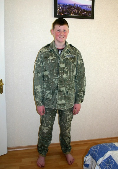 Алексей Андрюшин, 12 ноября 1999, Киев, id135076451