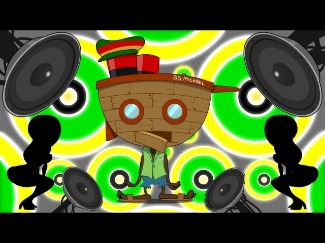 Terry From The Gas Works (Boat Face) : animated music video : MrWeebl