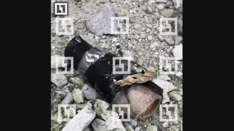 Видео с места, где керченский стрелок проводил испытания СВУ и упражнялся в стрельбе