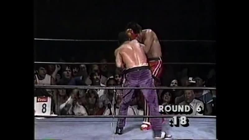 Dennis Alexio vs Rob Salazar 9-14-84