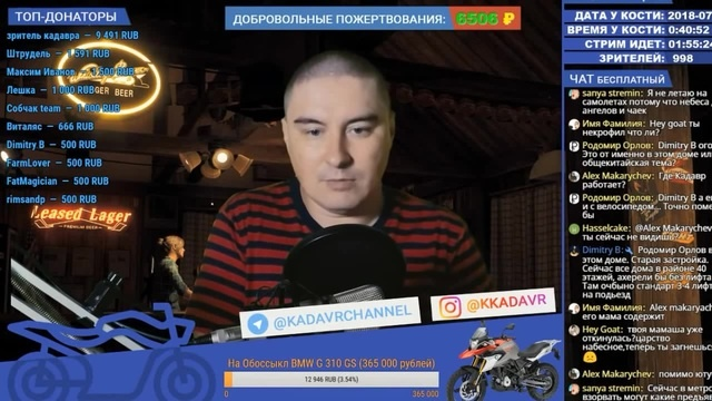 Константин_Кадавр - Митинги Навального