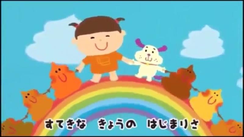 Японский обучающий мультфильм про какашку😂😂😂