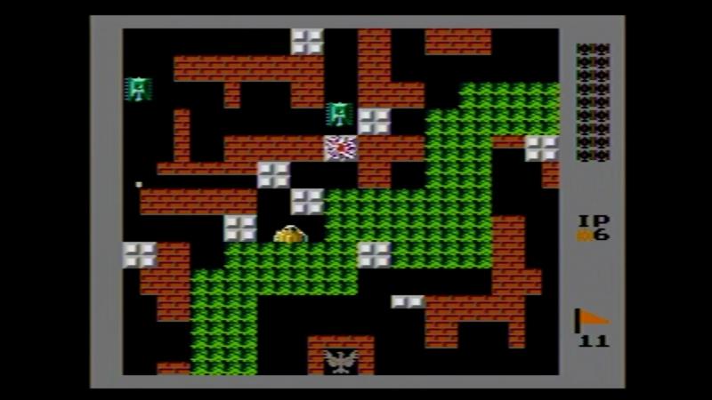 Mega Drive Longplay - Battle City