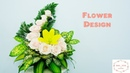 How to make Rose mix Lily Flower Arragement at home ?Eps 134