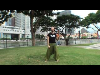 "Nick Woolsey - playpoi - Poi Spinning Lesson  Pendulum Antispin Swooshy Uppy Thing (AKA ""Tick-Tock""))"