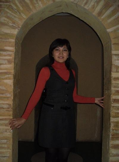 Динара Жамбулова, 16 февраля 1989, Екатеринбург, id199180404
