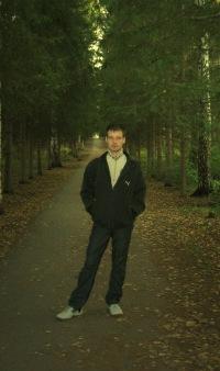 Сергей Кучарин, 17 апреля 1989, Новосибирск, id15635115