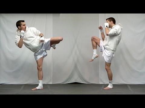 Basic Balance Exercises for Martial Artists | MMA Taekwondo Kickboxing