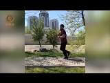 Бег и ходьба - одно из моих спортивных увлечений