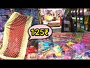 Mumbai saree wholesale and retail market / wedding saree collection in Mumbai Dadar 125₹ starting