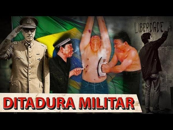 Ex soldado do exercito diz que na ditadura militar fomos assassinos covardes e sádicos