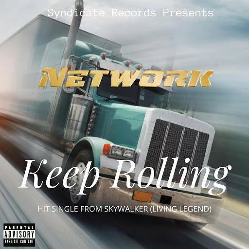 Network альбом Keep Rolling