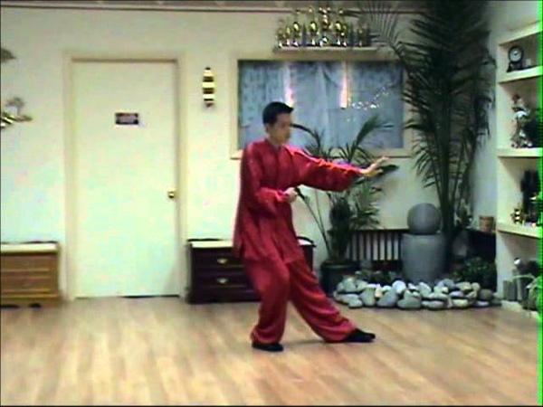 Complete 37 Ruyi Taiji form