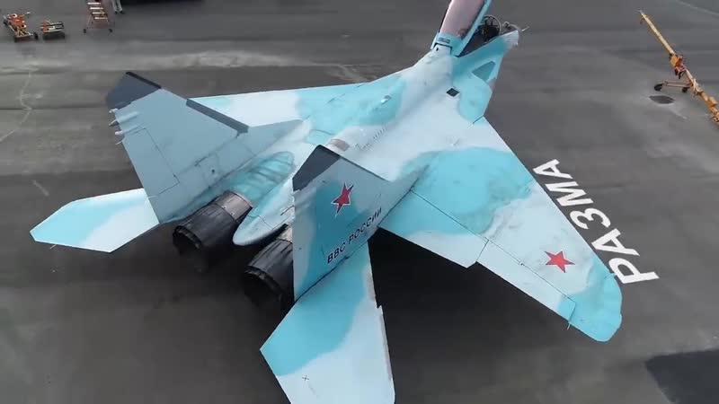 MIG-35 – A CLOSE LOOK AT RUSSIA'S NEW STATE-OF-ART FIGHTER JET