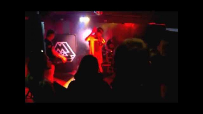 Abyss, Watching Me - A Brand New You (live) @Rockberry Prague 8.12.2016